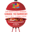Canada 150 BBQ SHAREABLE